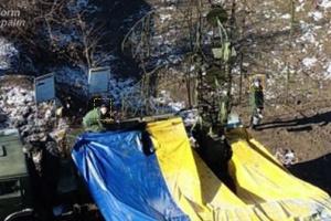 На Донбассе впервые зафиксировали радиолокационную станцию РФ «Каста-2Е1» - InformNapalm