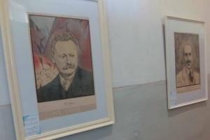 У Чернігові відкрили виставку графічних ілюстрацій до творів Лесі Українки