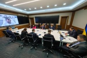 В ОП розраховують на зростання присутності еміратських компаній в Україні