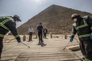 Египет заверил Украину, что обеспечивает высокие стандарты обслуживания туристов при пандемии