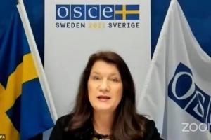 Голова ОБСЄ нагадала, що Крим – це Україна