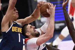 НБА: «Вашингтон» Леня здобув перемогу над «Денвером»