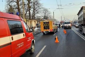 На Прикарпатті у смертельну ДТП потрапили шість авто