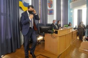 Разумков поки не знає, коли Рада візьметься за законопроєкт про колаборантів
