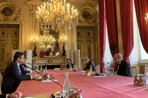 Кулеба: Чтобы сдвинуть с места дело Донбасса нужен саммит «Норманди»
