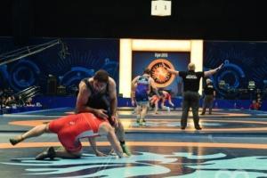 Стартовал XXIV Киевский Международный турнир по трем видам борьбы