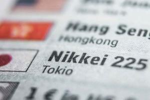 Nikkei рекордно упал на Токийской бирже
