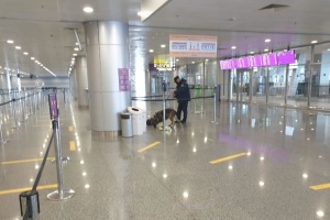 В аэропорту «Борисполь» провели антитеррористические учения