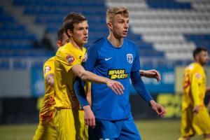 «Десна» разгромила «Ингулец» на старте 16 тура футбольной Премьер-лиги Украины