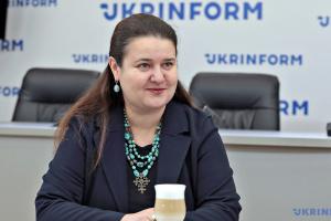Маркарова каже, що зустріла з боку Єльченка підтримку і розуміння