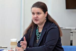 Маркарова готова допомагати у співпраці з МВФ, однак це не основне завдання посла