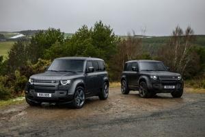 Land Rover представив позашляховик з двигуном, що «видає» 518 кінських сил