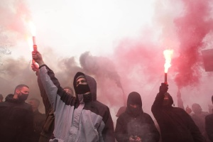 Акції на підтримку Стерненка пройшли в Україні та за кордоном