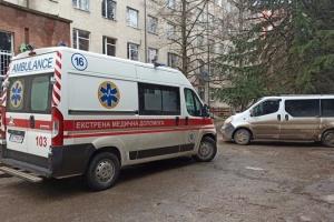 У COVID-лікарні Чернівців стався вибух - є постраждалі