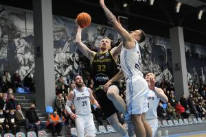Плей-офф Суперліги: «Київ-Баскет» вдруге обіграв «Черкаських Мавп»
