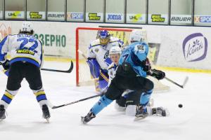 УХЛ: «Крижані Вовки» в серії булітів програли «Дніпру»