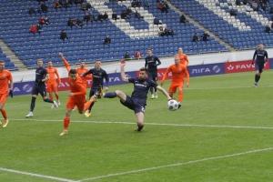 «Маріуполь» звів унічию матч з «Дніпром-1» у чемпіонаті УПЛ