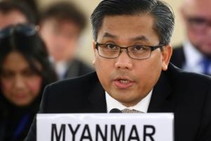Путчисты в Мьянме отстранили постпреда при ООН за поддержку протестующих