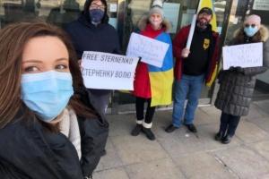 У Торонто відбулась акція на підтримку Стерненка