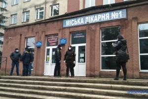 Пожар в черновицкой больнице: умер второй пострадавший