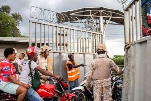 Доминиканская республика построит стену на границе с Гаити