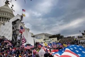 У США розслідують можливий зв'язок нападників на Капітолій з членами Конгресу