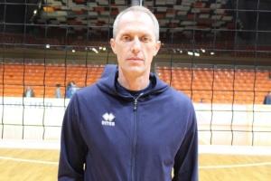 Женскую сборную Украины по волейболу возглавил болгарин Орлов