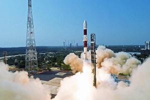 Індійська ракета вивела на орбіту бразильський супутник