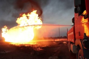 У Сирії підірвали газопровід