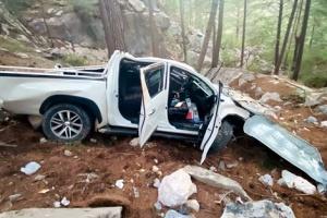 У Туреччині легковик впав у прірву, серед постраждалих - дві українки
