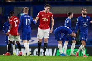 АПЛ: «Челси» играет вничью с «МЮ»