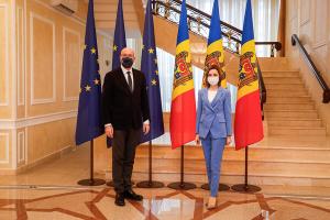 Глава Евросовета поддержал роспуск парламента Молдовы