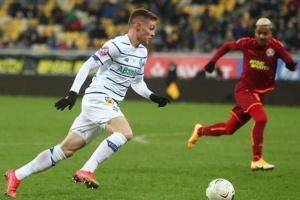 «Динамо» обыграло «Львов» и упрочило лидерство в чемпионате Украины по футболу