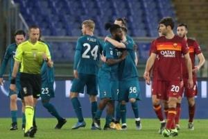Серия А: «Милан» обыграл «Рому» и сократил отставание от лидера