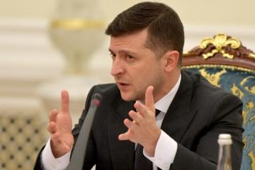 Zelensky: No threat to freedom of speech and media business in Ukraine