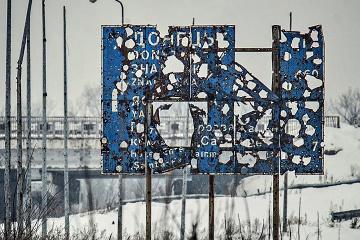 Besatzer nehmen Ortschaft Chutir Wilnyj in Region Luhansk unter Beschuss, ein Zivilist gestorben