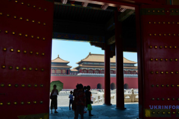 Ukrainian-language audio guide to be launched in Beijing's Forbidden City
