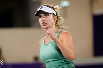 Tennis: Svitolina im Viertelfinale des WTA-Turniers in Melbourne
