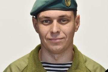 Donbass : le nom du militaire tué hier dévoilé