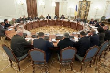 Nationaler Sicherheitsrat erhielt Beweise der Finanzierung von verbotenen Fernsehsendern aus Russland - Ihor Schowkwa