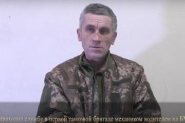 Ostukraine: Besatzer zeigen Videos mit vermissten Soldaten