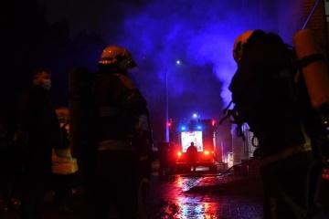 За сутки в экосистемах Украины возникло почти 200 пожаров