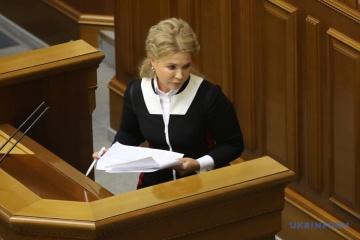 Tymoshenko declares $5.5M in cash