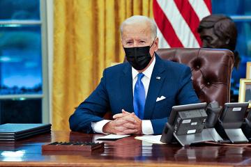 Die Zeiten sind vorbei, in denen die USA aggressiven Aktionen  Russlands nachgegeben haben - Biden