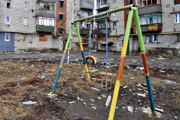 UNICEF: Más de la mitad de los niños en el Donbás viven en la pobreza