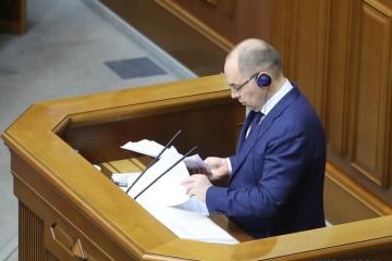 Stepanow: Mortalität durch COVID-19 in der Ukraine dreimal weniger als in Großbritannien