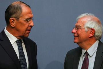 """Lawrow zu Borrell: In Beziehungen zwischen Russland und der EU gibt es """"keine Normalität"""""""