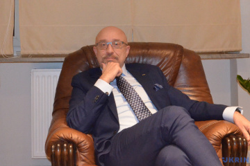 Ołeksij Reznikow, wicepremier - minister ds. reintegracji tymczasowo okupowanych terytoriów