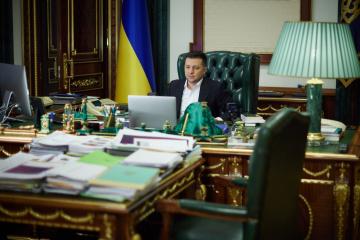 ゼレンシキー大統領、クリミア脱占領・再統合戦略を確定