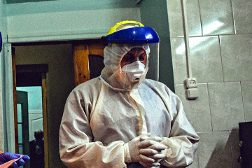 Ucrania notifica 2.141 nuevos casos de coronavirus